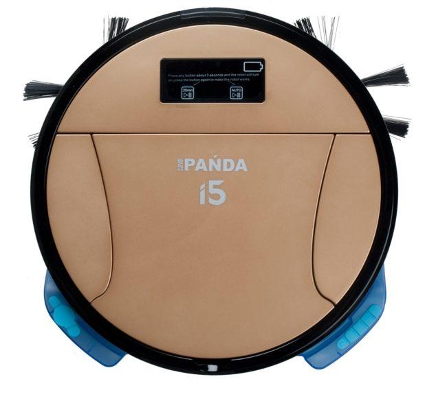 Робот-пылесос устройство CleverPanda i5