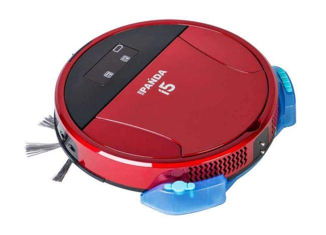 Робот-пылесос модель CleverPanda i5