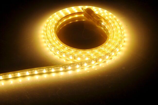 выбор светодиодной подключение лента