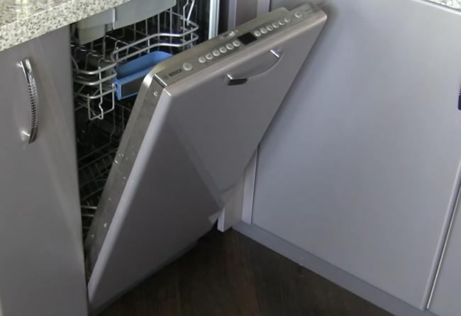выбора машины посудомоечной