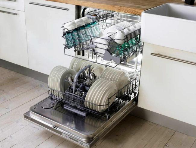 выбора посудомоечной машины