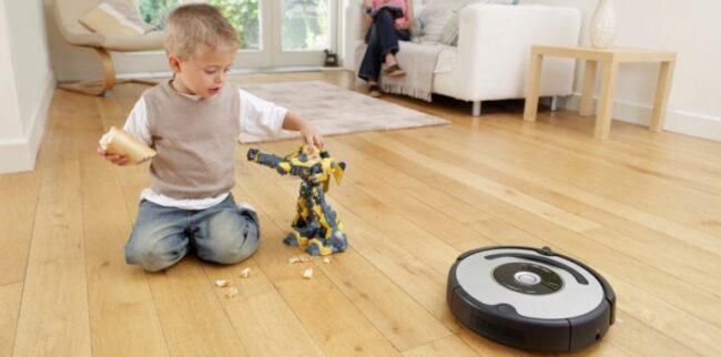 робот-пылесос модель
