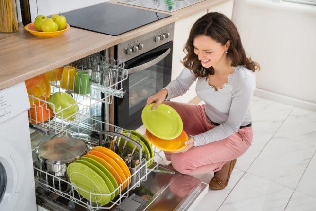 Критерии выбора машины посудомоечной
