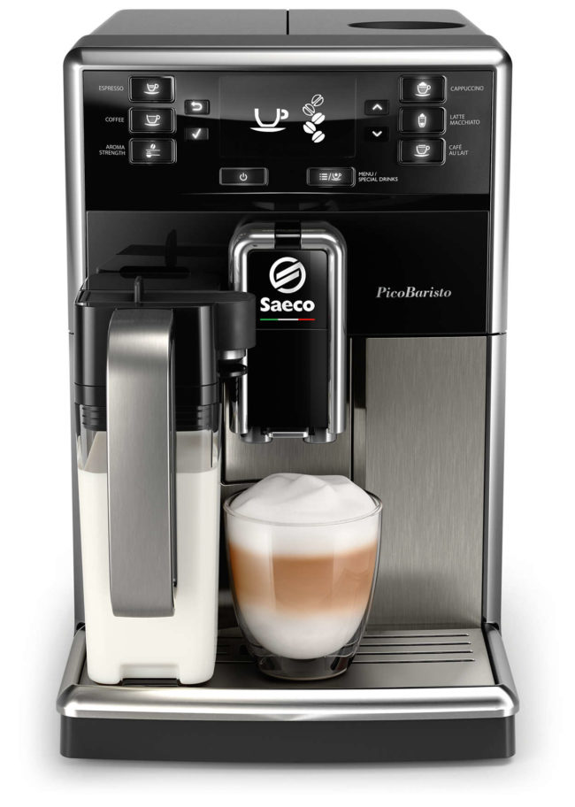 кофеварка Saeco выбор
