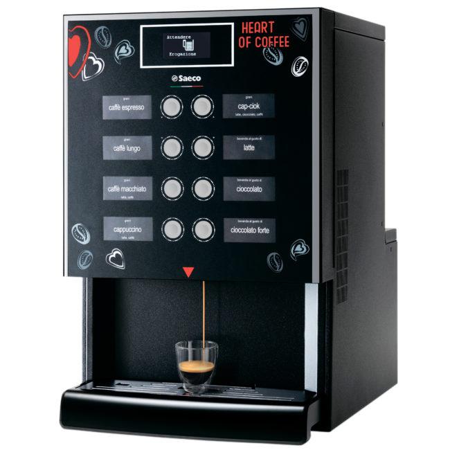 кофемашина производителя Saeco