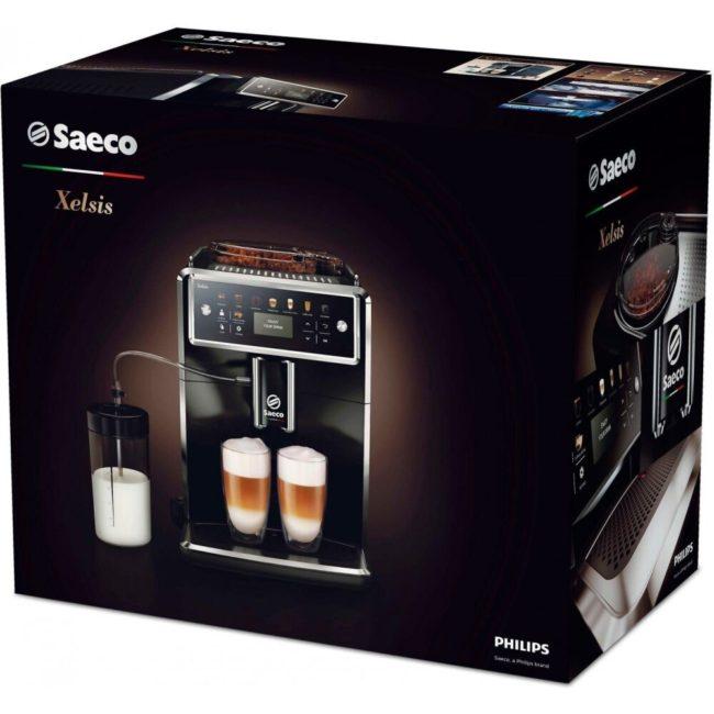 кофемашина марки Saeco