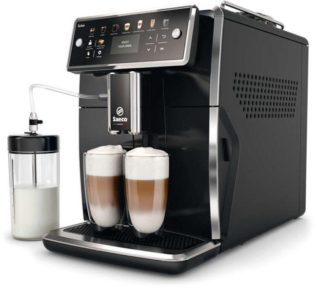 кофемашина выпуска Saeco